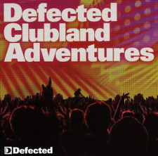 Various Artists-Defected Clubland Adventures: Vol.  (UK IMPORT)  CD with DVD NEW