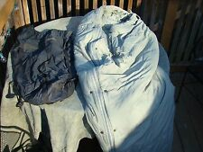 USMC US Army Sleeping Bag Modular Sleep System 4 piece with Goretex Bivy sack