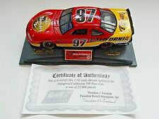 New Commemorative 1997 Inaugural California 500 Pace Car 1/24 Scale Diecast
