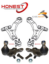 For LEXUS RX350 RX400H 05> FRONT LOWER WISHBONE TRACK CONTROL ARM BALLJOINTS X2