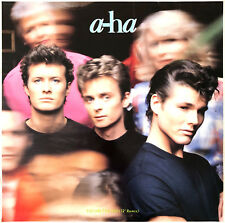 "a-ha ‎12"" You Are The One (12"" Remix) - Germany (VG+/EX+)"