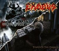 Exodus - Tempo Of The Damned: Shovel Headed Kill Machine [New CD] UK -