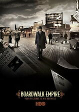 """031 Boardwalk Empire - Period Crime Drama TV Series Season Show 14""""x20"""" Poster"""
