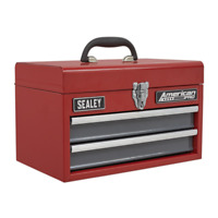 Sealey OCTOBER SALE!  American Pro Toolbox 2 Drawer with Ball Bearing Slides