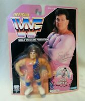 WWF - Wrestler Scott Steiner Series 9 Hasbro Unopened MOC Figure 1994 WWE WWF