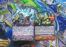Cardfight!! Vanguard Tachikaze Deck