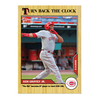 2020 Topps Now Turn Back the Clock *YOU PICK* Griffey Ruth Thomas Jeter IN HAND