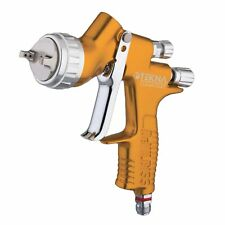 Devilbiss 704198 Tekna 1.2,1.3, 1.4mm Clearcoat Gravity Feed Spray Gun Uncupped