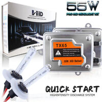 AC 55W QUICK START HID Xenon Headlight Conversion Kit 880 9005 9006 H1 H4 H7 H11