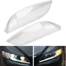 Clear 2x Headlight Headlamp Lens Cover For Mazda 6 2003 2004 2005 2006 2007 2008