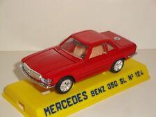 MERCEDES BENZ 350 SL (JOAL 1/43)