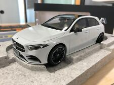 Mercedes Benz, W177 neue A-Klasse, 1:18 Modellauto, digitalweiß, Norev