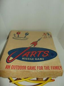 Regent Game Box Lawn Game Box For Your Collection Box Only  CIB