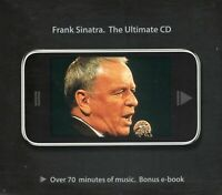 Frank Sinatra - The Ultimate CD (2010 CD) New Gift Idea Best Of Greatest Hits