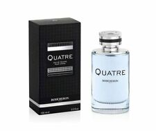 Quatre Pour Homme Cologne by Boucheron, 3.4 oz 100 ml EDT Spray for Men