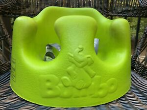 BUMBO Baby Floor Seat With Safety Belt Lime Green