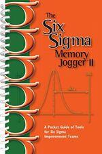 The Six SIGMA Memory Jogger II: A Pocketguide of Tools for Six SIGMA Improvement