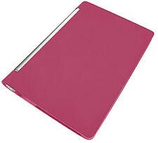 Housses et sacoches etuis rose en cuir pour ordinateur portable