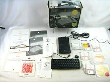1997 Apple Newton MessagePad 2000 H0149 w Newton Keyboard, Manuals, QuickFigure