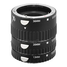 Extension Tube for Sony Alpha and Minolta AF Cameras