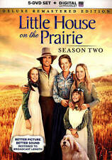 Little House On The Prairie Season 2 Deluxe Remastered Edition [DVD] ED