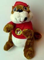 "Bucees Beaver plush 2013 11"" mascot toy Buc Ee's Texas"