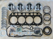 Yanmar 4TNV98 Overhaul Kit / Pistons, Rings, Bearings, Gasket Set