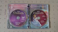 Cinderella (Blu-ray, DVD, No Digital, Diamond Edition) Steelbook