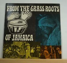 From the Grass Roots of Jamaica LP 1969 Dynamic 3305 Dub Roots Jamaican Folk