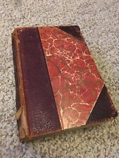 VTG Life And Adventures Of Martin Chuzzlewit By Charles Dickens - Illustrated