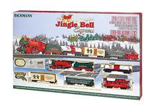 Bachmann HO Jingle Bell Express Train Set 00724 NIB Bachman Display Never Opened