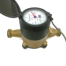 """NEW! ~ Elster AMCO InVISION C700 MQM15F44 5/8"""" Cubic Feet Water Meter ~Old Stock"""