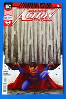 Superman ACTION COMICS #1011 COMIC BOOK ~ MODERN AGE 2018 DC ~ NM/NM