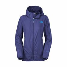 The North Face Womens Fastpack Wind Jacket Patriot Blue Heather NWT size Small