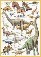 Eurographics Dinosaurs of the Jurassic Period 1000 Piece Jigsaw EG60000099