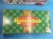 Vintage Original Rummikub Game New in Swedish