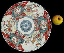 *Très grand plat porcelaine - IMARi japon -MEIJI- XIX° Japanese Porcelain Meiji