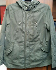 American Eagle Outfitters Army Green 100% Cotton Jacket Coat in size Medium