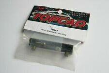 Topcad Graphite Bi-Level Rear Wing Type-A For Kyosho Mini-Z MiniZ - TC187Grey