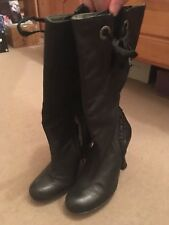 Red Or Dead Soft Leather Boots Size 3