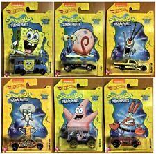 2019 Hot Wheels Sponge Bob Series You Pick