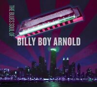 BILLY BOY ARNOLD - THE BLUES SOULD OF BILLY BOY ARNOLD   CD NEW