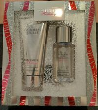 NWT Victorias Secret Bombshell Holiday Fragrance Body Mist & Lotion Duo Gift Set