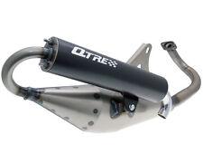 Aprilia SR50 R Technigas Q-Tre Performance Exhaust