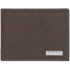 7f68e78d8b4e89 bugatti Brasilia Querformat Herren Geldbörse Portemonnaie Leder 12,5 cm  (brown)