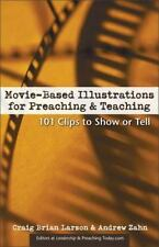 Movie-Based Illustrations for Preaching and Teaching - Volume 1, Zahn, Andrew, L