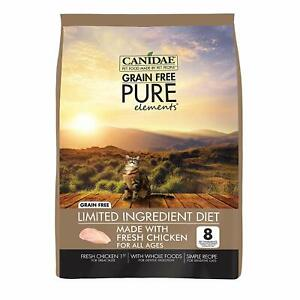 CANIDAE® Grain Free PURE Elements Chicken All Ages Dry Cat Food 4.5kg