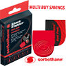 Sorbothane Shock Stopper Heel Pad Insoles- Helps With Heel Pain,Achilles Pain