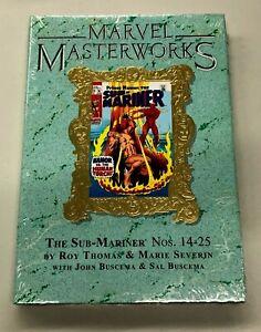 Marvel Masterworks #159 HC Sub-Mariner #14-25  Limited Edition, Sealed