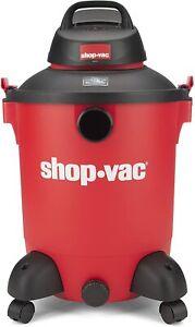 Shop-Vac 5989000 Wet/Dry Vacuum with SVX2 Motor Technology, 10 gal [LN]™